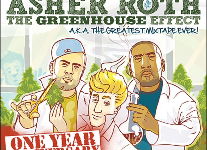 asher roth greenhouse effect 2 soundcloud music