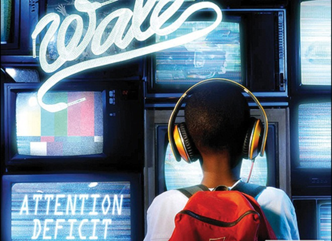 Face The World Prod By 9th Wonder: Wale - Attention Deficit (Official Tracklist