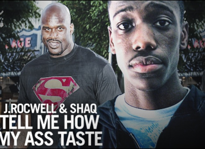 Shaq How My Ass Taste 89